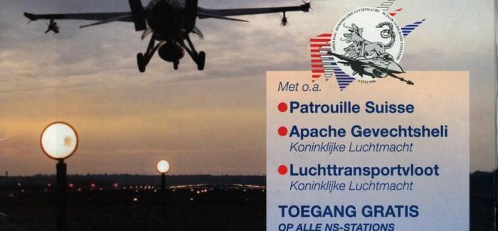 Twenthe (NL), Open Day KLu, July 6th, 1996