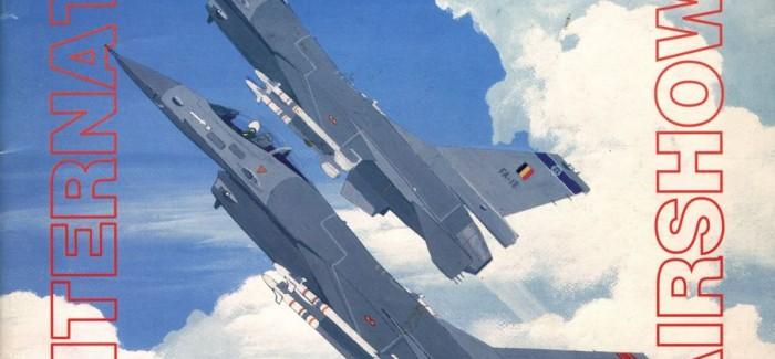 Beauvechain Airshow (Belgium), September 5 – 6,1992