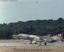 "(1971) F-4E ""Wolfhounds"" USAFE (FK)"