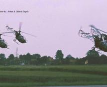 alouette 2-belg.lm-demoteam-the-blue-bees-bevekom-24-6-1972-j-a-engels