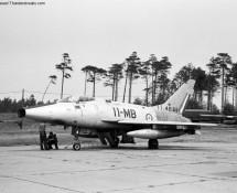 F-100D , FAF (neg.coll. FK)