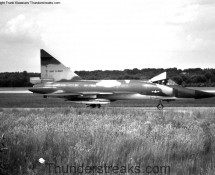 "F-102A ""Wolfhounds"" USAFE (FK)"