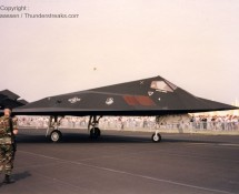 F-117A of 415 FS Holloman (FK)