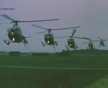 alouette 2-belg.lm-demoteam-the-blue-bees-2-bevekom-24-6-1972-j-a-engels