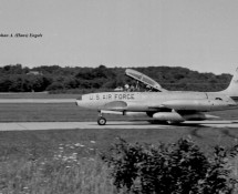 "(1966) T-33 ""Wolfhounds"" , USAFE (HE)"