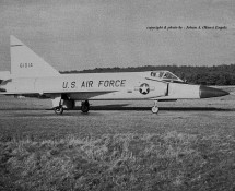 "(1967) F-102A ""Wolfhounds"" , USAFE (HE)"