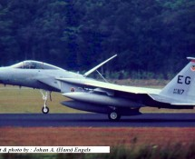 (1990) F-15 Eagle , USAFE (HE)