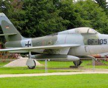 F-84F in 2016 (FK)