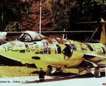 F-104 Starfighter ex D-8062 (HE)