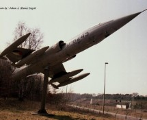 F-104 Starfighter D-8245 (HE)