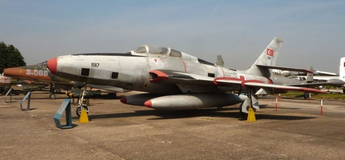 RF-84Fs of the Turkish Air Force