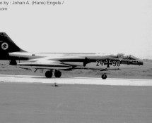 F-104 Luftwaffe . 1968 (HE)