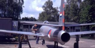 F-84G Thunderjet DU-24 (HE)