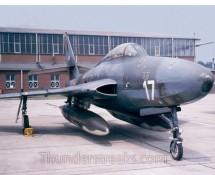 RF-84F Thunderflash (CFK)