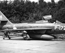 P-172 is ready to fly at Eindhoven (neg coll. FK)