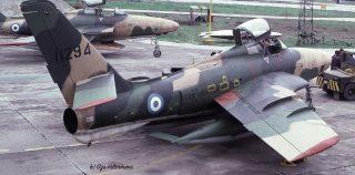 RF-84Fs of Greece (Hellenic Air Force)