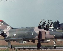 "(1971) F-4E ""Wolfhounds"" , USAFE (FK)"
