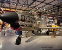 F-86K Sabre Q-305 (FK)