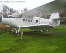 Antonov AN-2 562 (ex LM Litouwen) Aviodrome Mus. 4-11-2012 J.A.Engels