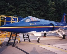 Starfighter, Beauvechain 1999 (FK)