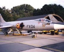 Starfighter, Beauvechain 1999 (FK)