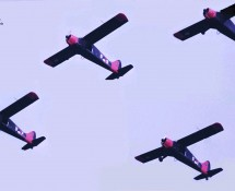 Beaver S-1 S-7 S-9 S-5 (formation) K.Lu. Twenthe 31-8-1974 J.A.Engels