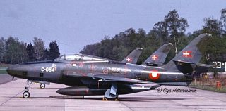 RF-84Fs of the Danish Air Force