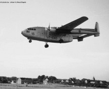 C-119 , BAF (spotting Melsbroek during Air Show)(HE)
