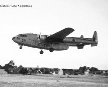 C-119 , BAF (spotting Melsbroek during Air Show) (HE)