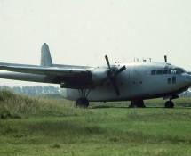 C-119 ex BAF at Koksijde