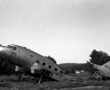 C-47 10412 ex Norway
