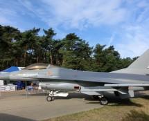 F-16, Zoersel 2012 (FK)