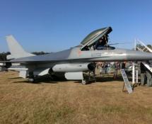 F-16, Sanicole 2012 (FK)