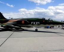 Starfighter, Koksijde 2011 (FK)