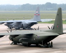 Hercules in September 2014 preparing for operation Market Garden (FK)
