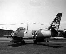 CL-13 Sabre JA-110, Ahlhorn 1970