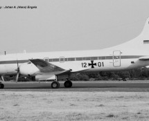 Convair 440 Luftwaffe (HE)