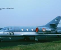 Dassault Falcon 10-MER 143 Franse Marine Eindhoven 7-1993 J.A.Engels