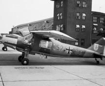 Dornier DO-27 , WGAF (visiting) (HE)