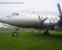 Douglas C-54 NL-316 (ex 6909 Z.Afrik.LM) Aviodrome Mus. 4-11-2012 J.A.Engels