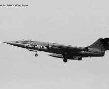 F-104G VB+229 Duitse Marine MFG.2 Twenthe 20-6-1968 J.A.Engels