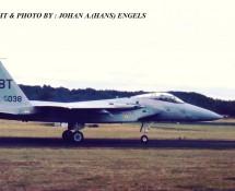 F-15C 79-038 BT USAFE 36thT.F.W.Soesterberg 1-9-1984 J.A.Engels