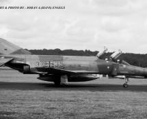 F-4F Phantom II 37+35 Luftwaffe JG71 Soesterberg 1-9-1984 J.A.Engels