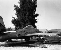 F-84G 22978 Norway
