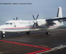 Fokker 50, Lelystad (NL) 2012 (HE)