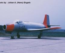 Fokker S-14 K.Lu. , Deelen 1988 (HE)