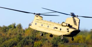 Chinook USArmy, 27 October 2017 (FK)