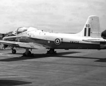 jet-provost-xw435