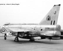 Lightning RAF (HE)