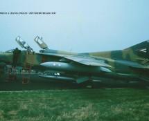 MIG-23 15 (tweezitter) Hongaarse LM Eindhoven 7-1993 J.A.Engels